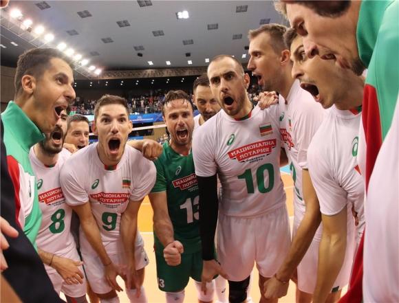Шампионът на Азия е вторият съперник на България