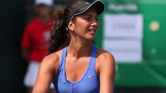 Найденова се класира за 1/4-финалите в Испания