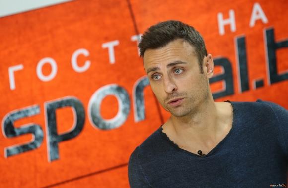 Бербатов в Англия: Бях почти отвлечен от най-големия български мафиот, когато бях в ЦСКА