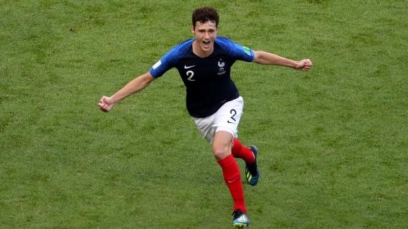 Павар е непобедим с екипа на Франция