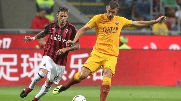Джеко остава в Рома до 2021 година