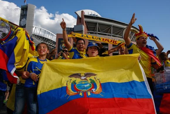 Нова идея в Испания: приемат мачове от Еквадор