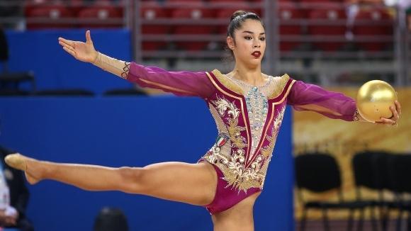 Александра Аджурджукулезе спечели исторически медал за Италия на СП в София