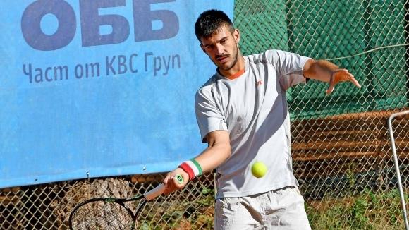 Миналогодишният шампион НСА се класира за полуфиналите на Държавното отборно по тенис