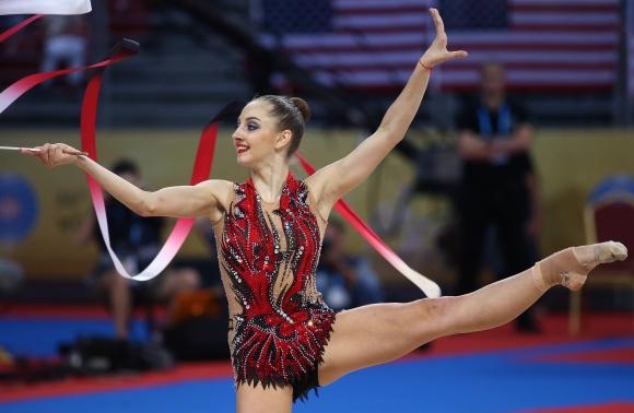 Боряна Калейн направи възможното, но руските гимнастички са недостижими