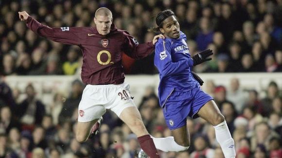 Бивш защитник на Арсенал се паникьосвал преди мачовете на тима