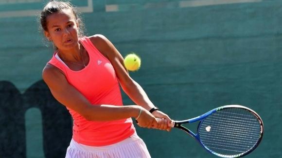 Ралица Александрова е на 1/4-финал в Мостар