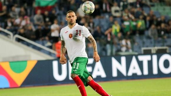 Томаш дава почивка на национал на България