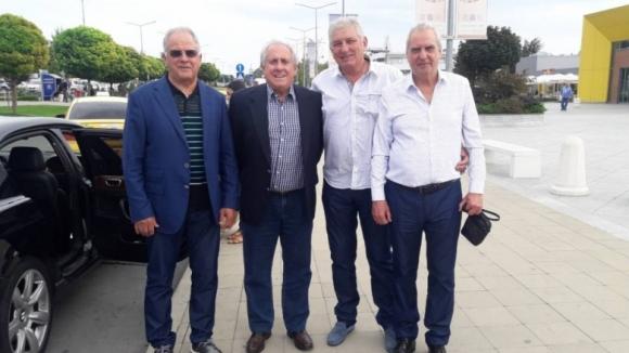 Шефът на световния волейбол вече е във Варна