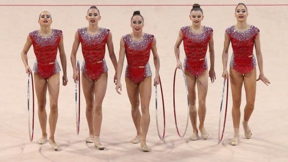 Започва битката за разпределение на медалите при ансамблите на Световното в София