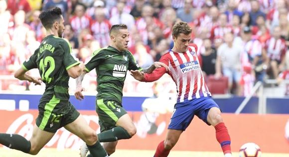 Атлетико пропусна почти всичко, но дебютант спаси точката (видео)