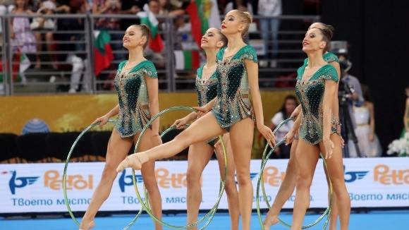 Първо злато за България от Световното в София