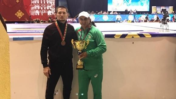 """Али Умапрашаев се пребори за бронза на турнира """"Медвед"""""""