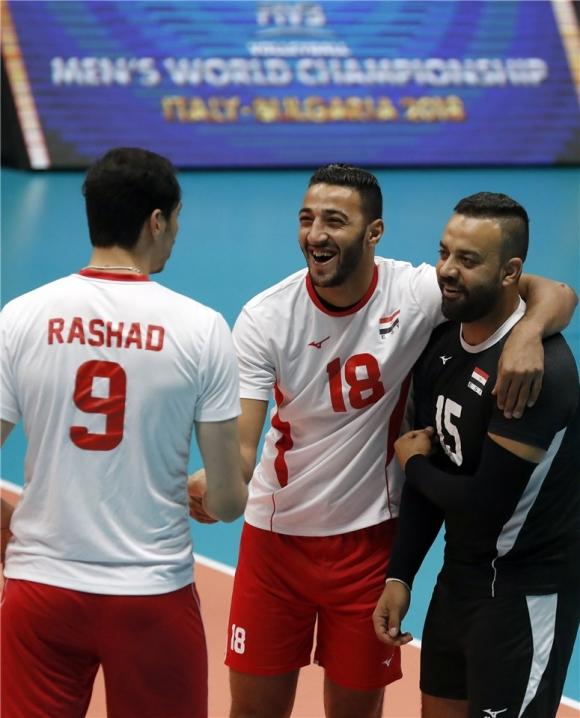 Египет удари Китай и взе първа победа в Русе (видео + снимки)