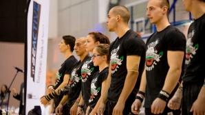 Два медала за България на Световния шампионат по стрийт фитнес