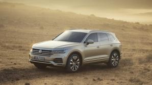Запознайте се с новия Touareg – диамантът в короната на Volkswagen