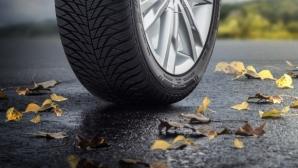 Защо да чакаш лошото време? Вземи зимни гуми през септември с отстъпка