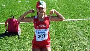 Дъжд от медали за атлетите ни от Европейските игри