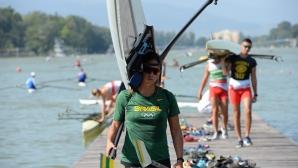 Лодки за 6 милиона евро гребат на световното първенство в Пловдив