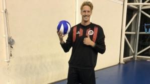Холандски гигант стана съотборник на Маринков в Аржентина