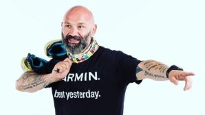 Ултрамаратонецът Краси Георгиев се предизвиква с 55-часово бягане