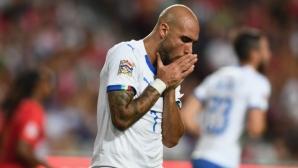 Италия вече цяла година без победа