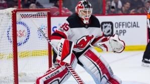 Кори Шнайдер може да пропусне старта на сезона в НХЛ