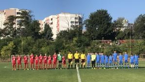 Юношите на ЦСКА-София се наложиха над Левски-Раковски