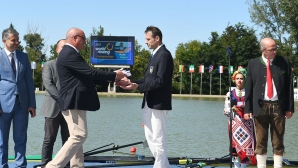 Президентът на световното гребане: Благодаря, България, организирахте страхотно първенство!