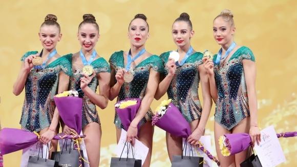 Костадинова към гимнастичките: Вашите изпълнения са стимул и пример за хиляди деца