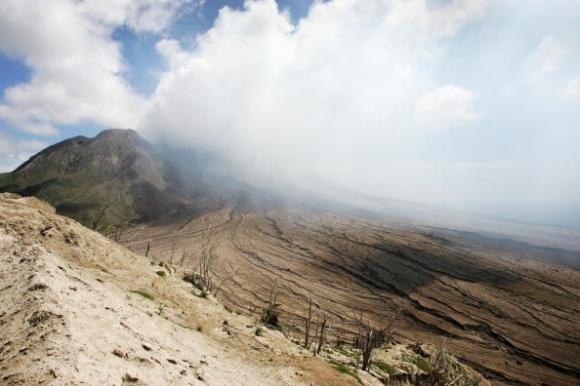 Бивш играч на Монтана част от възраждането от пепелта на един малък карибски остров