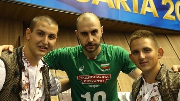 Валентин Братоев изпусна премия от Любо Ганев