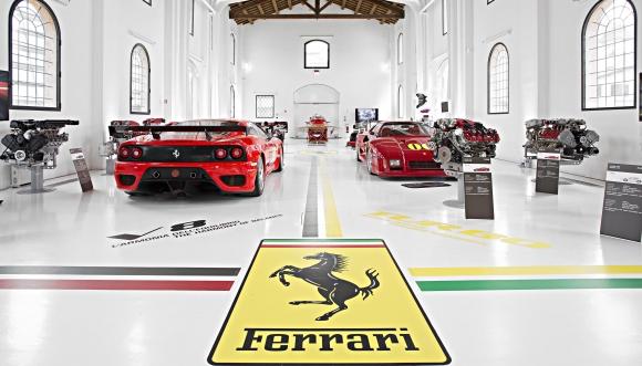 Ferrari разкриха как ще се казва първият им SUV