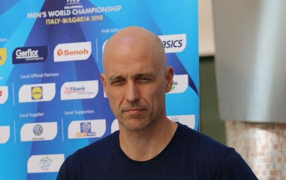 Джон Спероу: Тази седмица ще бъде фантастична за феновете на волейбола...