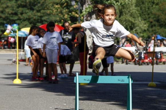 Европейската седмица на спорта у нас за четвърта поредна година