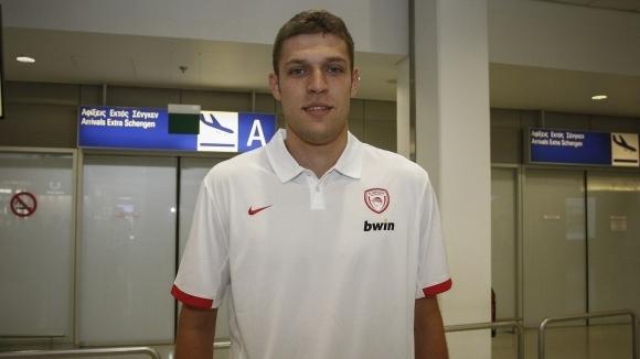 Везенков с 12 точки за победа на Олимпиакос