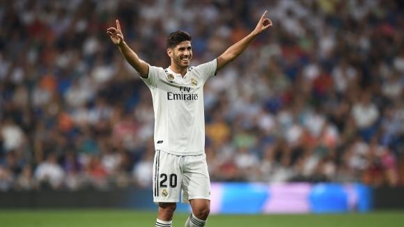 Реал Мадрид изкова минимална победа и запази сили (видео+галерия)