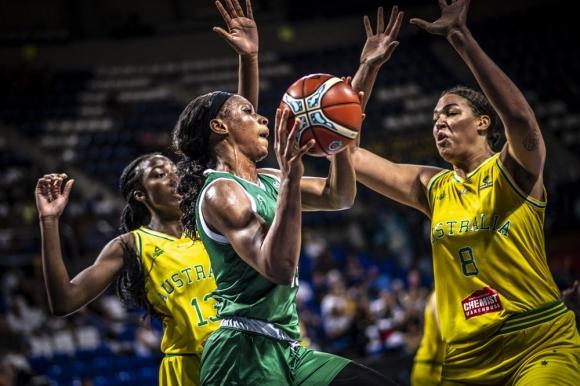 Австралия стартира с победа на световното по баскетбол за жени