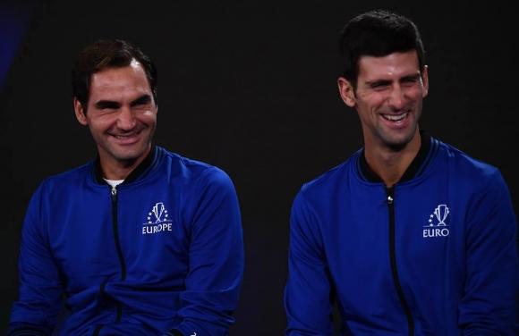 Федерер се справи набързо с Кирьос на Laver Cup