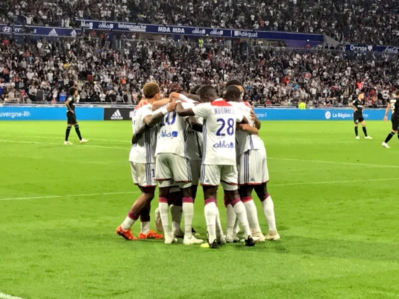 Лион подчини Марсилия в мач с 6 гола