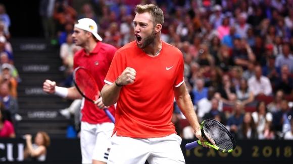 Изумителна драма и американски триумф над Федерер/Зверев