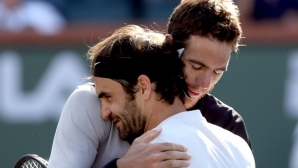 Дел Потро: Спрях да се страхувам от Федерер