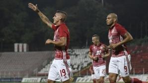 ЦСКА-София върви по графика от миналата година