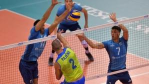 Аржентина се измъкна в драма срещу Словения