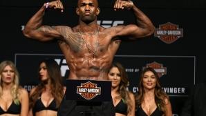 Голям карък: И Джими Менюа отпадна от UFC шоуто в Сао Пауло