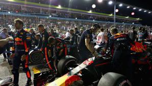 Торо Росо с нова версия на двигателя от Хонда, Ред Бул се връщат към предишната на Рено