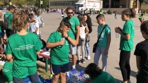 200 младежи участват в спортни и културни занимания организирани от ВК Люлин