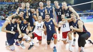 САЩ отнесе Тунис за 5 от 5 и чака България в Група G (видео + снимки)