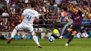 Ракитич: Винаги е специално да играеш в Шампионската лига
