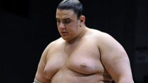 Даниел Иванов с трета победа на турнира по сумо в Токио